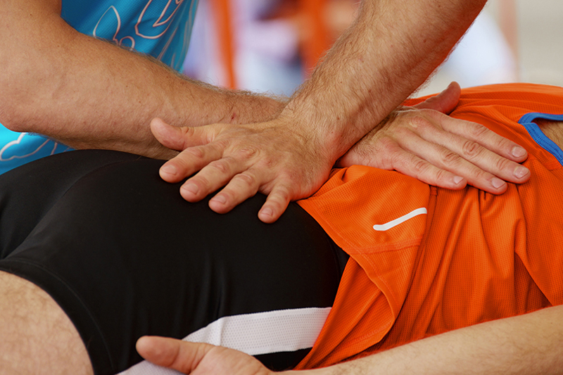Best sports massage in Singapore